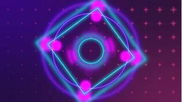 تصویر از Neon Light Logo