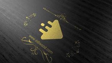 تصویر از Vintage Gold Logo