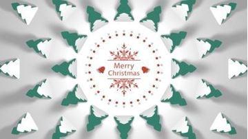 تصویر از Circular Merry Christmas