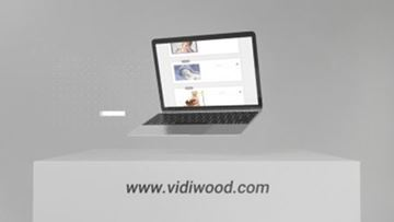 تصویر از 3D Website Promotion