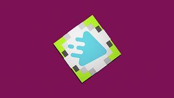 تصویر از Tiles Logo Reveal