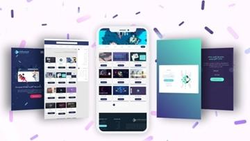 تصویر از Minimal App Promo