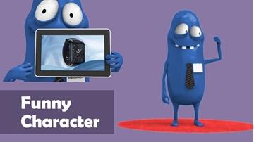 تصویر از Funny Character Promotion