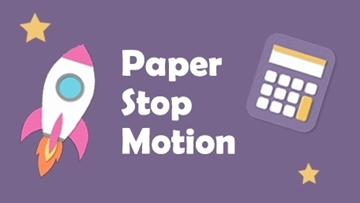 تصویر از Paper Stop Motion