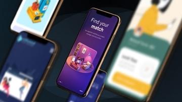 تصویر از Iphone XS App Promo