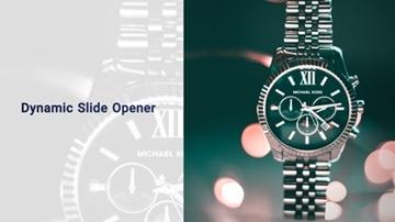 تصویر از Dynamic Slide Opener