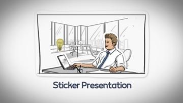 تصویر از Sticker Presentation