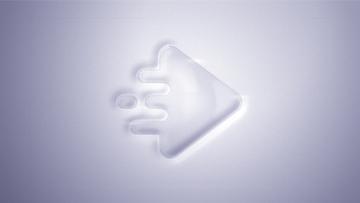 تصویر از Minimal Glass Logo