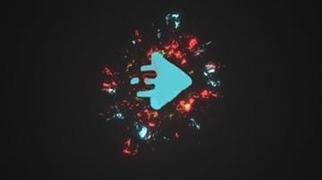 تصویر از Electric Logo Reveal