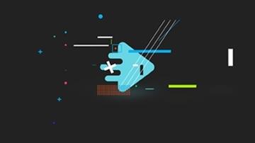 تصویر از Glitch Distortion Logo